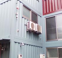 建築確認申請対応のオリジナル新造コンテナ_03