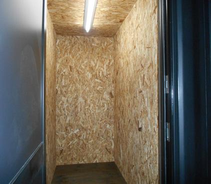倉庫コンテナハウス設置