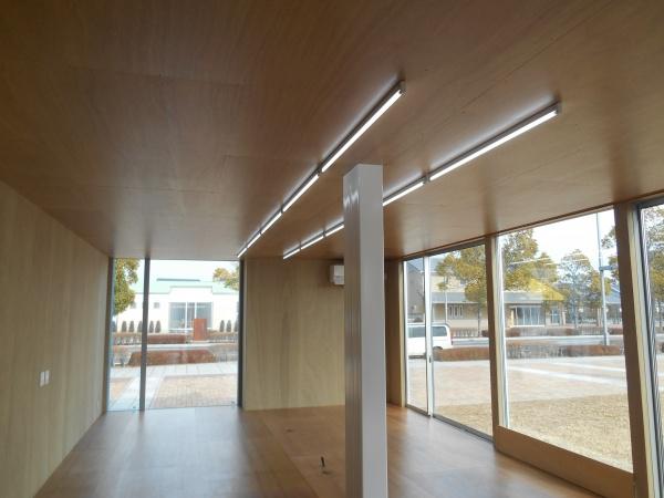 国産コンテナで建築したオシャレな設計事務所