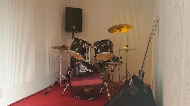展示場防音コンテナハウス