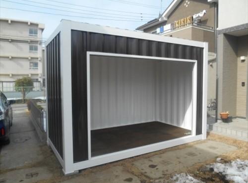 倉庫・ガレージ/施工例7