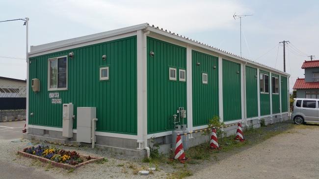 亘理町児童館移設工事 既存写真