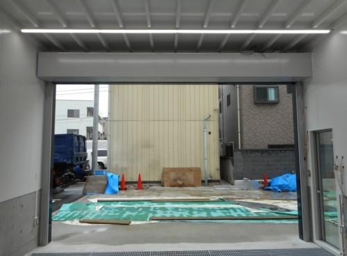 倉庫/ガレージ施工例11