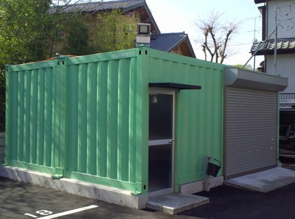 倉庫・ガレージ/施工例4