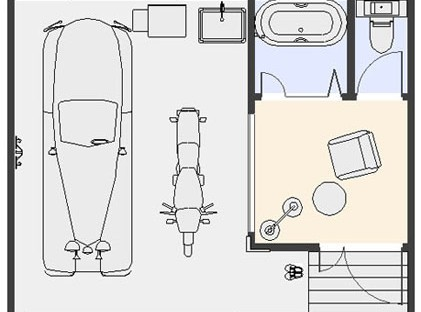 倉庫・ガレージ/利用例1