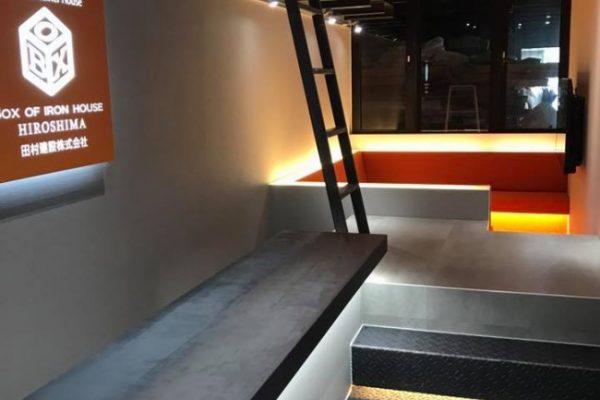 広島支店の新モデルハウス内部