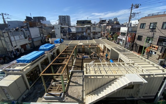 クラフト ビレッジ 西 小山 Craft Village NISHIKOYAMA